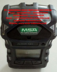 Multigas Detector MSA Altair aX - 5X Gas Detector XCell® Sensor Technology Jakarta Indonesia