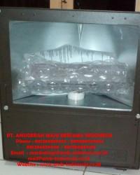 Lampu Sorot Explosion Proof Hubble Killark Floodlight MVH Series HPS 400W