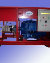 Pompa Hydrotest 500 Bar - Unit Pompa Tekanan Tinggi