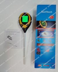 Soiltech 4 in 1 Soil Tester, Jual Soiltech 4 in 1 Soil Tester, Soiltech Soil Tester, Jual Soiltech S