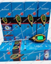 Jual Soiltech Soil Tester, Jual Soiltech 4 in 1 Digital Soil Tester, Jual Soiltech pH Meter Tanah,