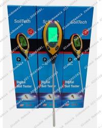 pH Tanah Digital, pH Tanah Digital Murah, Digital Soil Tester Soiltech, Jual pH Tanah Digital,