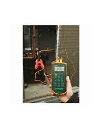 Extech 421509 7 Thermocouple Logging