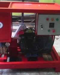 Pompa Hydrotest Pressure 500 Bar - Pompa Tekanan Tinggi Tiga Piston