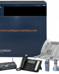 JUAL PABX PANASONIC KX-TDA600