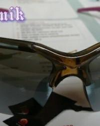 Kacamata Safety King'S KY 734,safety glass silver mirror kingky734