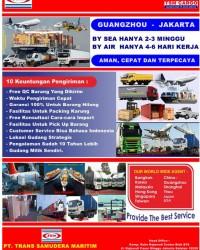 Jasa Import Door To Door Murah & Cepat/ Asia-Eropa