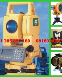 Jual Total Station Topcon GTS 255N 5""