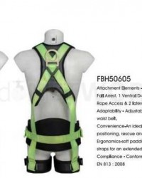 Full Body Harness Copy Karam Pn 56 (Astabil FBH 50605 )