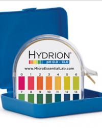 Hydrion Jumbo Insta-Chek Dispenser 0-13  Catalog#: HJ-613