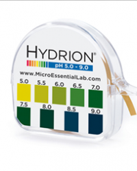 Hydrion Single Roll Paper 5.0-9.0  Catalog#: 95