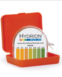 Hydrion MicroFine Disp. 2.8-4.6  Catalog#: MF-1613