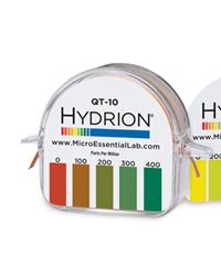 Hydrion (QK-1000)DR Disp. Quat Chek  Catalog#: QK-1000