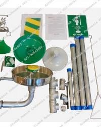 Jual Haws 8300 Safety Shower, Jual Haws Eyewash Model 8300, Jual Haws 8300, Jual Haws 8300 Emergency