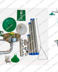 Jual Eyewasher and Safety Shower Haws 8300, Jual Eyewash and Safety Shower Haws 8300,
