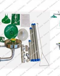 Jual Haws 8300, Jual Haws 8300 Safety Shower, Jual Haws 8300 Eyewash and Safety Shower,