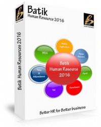 Software Payroll Batik Human Resource System 2016
