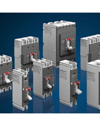 MCCB (Moulded-Case Circuit breakers)