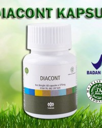 DIACONT - Obat Herbal Diabetes / Kencing Manis