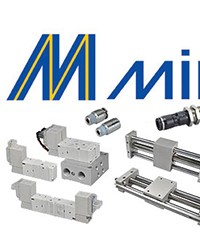 MINDMAN Solenoid Valve MVSY-156-4E1