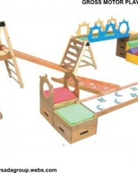 Gross Motor Play Equipment supplier (Mainan Edukasi Anak)