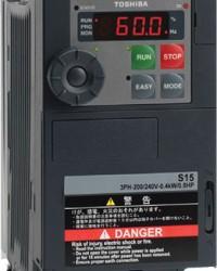 TOSHIBA-Inverter VFS15-4004PL