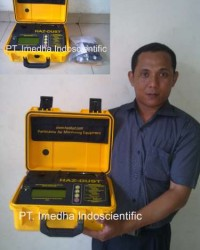REAL TIME PARTICULATE AIR MONITORS