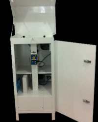 TSP- DIGITAL HIGH VOLIME AIR SAMPLER USE USE AUTO PROGRAM ON/OFF TIMER