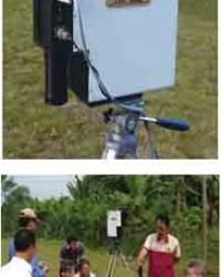 Portable Spectroradiometer System