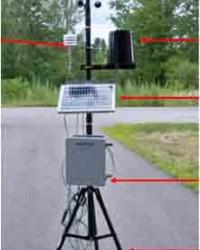 Multi Sensor Weather Station