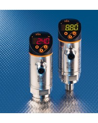 IFM Pressure Sensor PN5206 | PN-2.5-RBN14-HFPKG/US/ /V