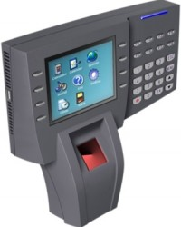 STANDALONE ATTENDANCE & ACCESS CONTROL READER
