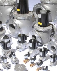 Gas Solenoid valve Elektrogas