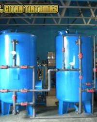 Pressure Filter Tank