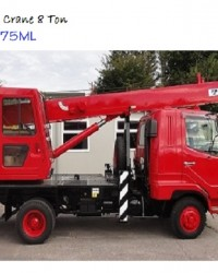 Jasa Rental Truck Crane surabaya