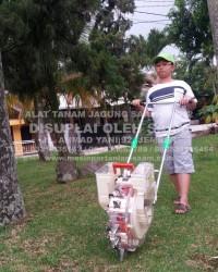 Alat Tanam Jagung Modern / Corn Seeder Saam-Cp12 (Sensor Biji)