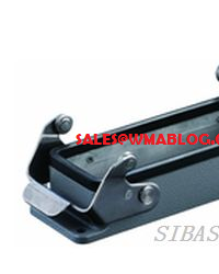 Connector Sibas Type : HSB-16B Bulkhead Mounted