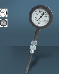 Ludwig Schneider Dial thermometers
