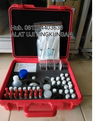 ALAT UJI MAKANAN || FOOD SECURITY KIT SAFE-03