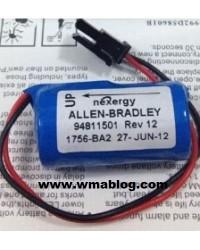 ALLEN BRADLEY 1756-BA2 PLC Lithium Battery