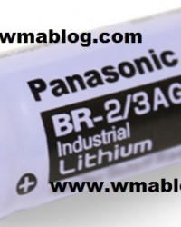 Battery BR-2/3AG Panasonic