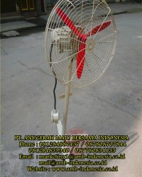 Kipas Angin Explosion Proof HRLM BTS Fendestal Fan J
