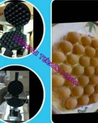 Mesin Egg Waffle murah / Mesin Waffle Hongkong Murah