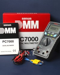 Digital Multimeters Sanwa PC7000