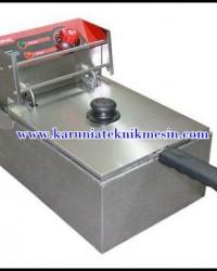 Mesin Penggoreng Elektrik dan Mesin Penggoreng Gas / Deep Fryer / mesin penggoreng murah