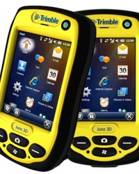 GPS Mapping TRIMBLE Juno 3D With Terrasync Standar