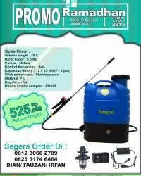 PROMO RAMADHAN 2016 Alat-Alat Pertanian SAAM-SE01