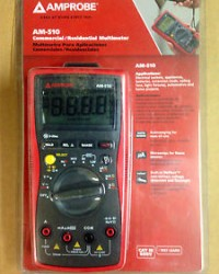 Digital Multimeter Amprobe AM-510