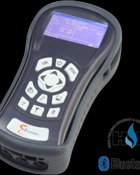 E- INSTRUMENTS Combustion & Safety Gas Analyzer: BTU 900-C