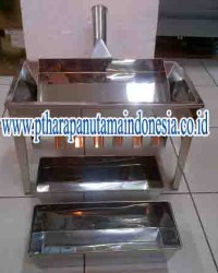 Jual Sample Splitter, Sample Splitter, Alat Pembagi Sample